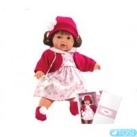 Llorens  Кукла Татьяна  33312