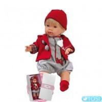 Llorens Кукла-мальчик Александр  42107