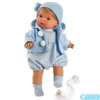 Llorens Кукла-мальчик Люк  38513