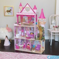 Кукольный домик Rose Garden Castle KidKraft 10117