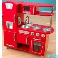 Детская кухня KidKraft Red Vintage 53173