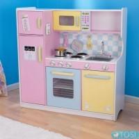 Детская кухня KidKraft Pastel 53181