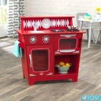 Детская кухня KidKraft Classic Red 53362