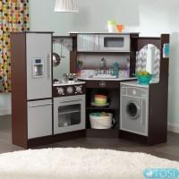 Детская кухня KidKraft Ultimate Corner Play 53365