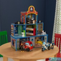 Пожарная станция KidKraft Fire Rescue Station Play Set