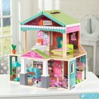 Кукольный домик KidKraft Pacific Bungalow 65931