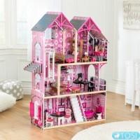 Кукольный домик KidKraft Bella 65944