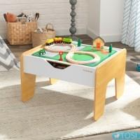 Игровой стол 2в1 KidKraft 10039 с доской для конструктора