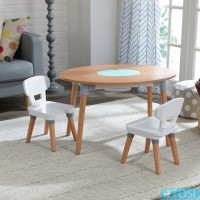 Стол и 2 стульчика Kidkraft 26195