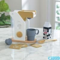 Детская кофеварка Modern Metallics KidKraft 53538