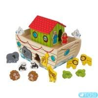 Деревянный игровой набор Ноев ковчег KidKraft 63244