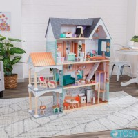 Кукольный домик Dahlia Mansion KidKraft 65987