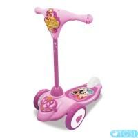 Скутер – самокат Kiddieland Принцессы Disney