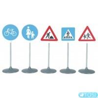 Игровой Набор дорожных знаков Klein 2993, 70 см