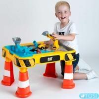 Ігровий стіл для піску і води CAT Klein 3237
