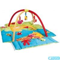 Развивающий коврик Canpol babies Цветной океан 3 в 1