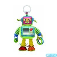 Развивающая игрушка для малышей Робот Lamaze