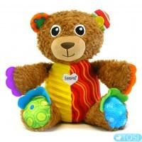 Развивающая игрушка для малышей Мишка Тедди Lamaze