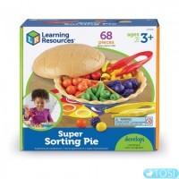 Обучающий игровой набор Learning Resources Ягодный пирог