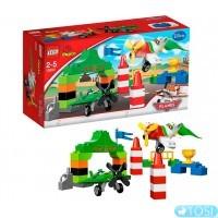 Конструктор LEGO Duplo Воздушная гонка 10510