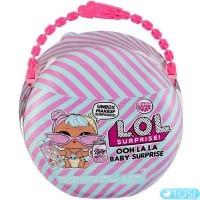 Игровой набор с куклой L.O.L. SURPRISE! Ooh La La Baby Surprise Беби Бон-Бон