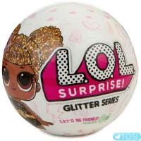 Игровой набор с куклой L.O.L. Блестящий сюрприз