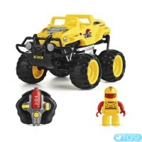 Автомобиль на р/у Monster Smash-Ups Crash Car Ти-Рекс