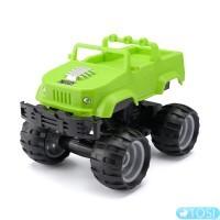 Автомобиль на р/у Monster Smash-Ups Crash Car S2 Киборг