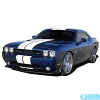 Автомобиль Auldey р/у DODGE CHALLENGER SRT8