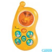 Интерактивная игрушка Ouaps Телефон Бани озвуч. рус. яз.