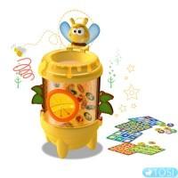Интерактивный игровой набор Ouaps Раз-з-зумная пчела