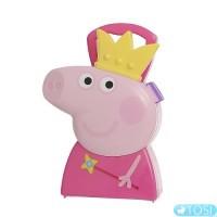 Игровой набор Peppa Кейс принцессы Пеппы с аксессуарами