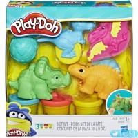 Игровой набор Hasbro Play Doh Малыши-Динозаврики E1953
