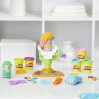 Игровой набор Hasbro Play Doh Сумасшедшая Парикмахерская