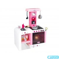 Кухня игровая  Hello Kitty Cheftronic Smoby
