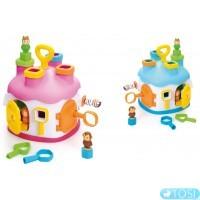 Игрушка для развития Smoby  Cotoons дом с формами и фигурами, 2 вида
