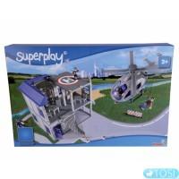 Игровой набор Полицейский участок Simba