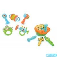 Набор музыкальных инструментов Extra Cotoons Smoby 211420