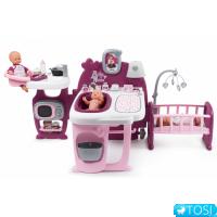 Игровой центр Smoby Baby Nurse Прованс комната малыша