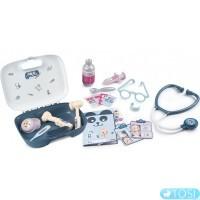 Чемодан доктора Smoby Baby Care 240301