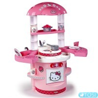 Кухня Smoby Hello Kitty 24078