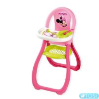 Стульчик для кормления куклы Minnie Mause  Smoby 24206