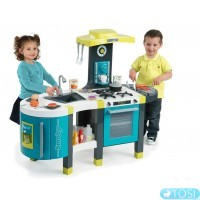 Интерактивная кухня Smoby Super Chef 311200