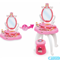 Туалетный столик 2в1 Smoby Princess 320212