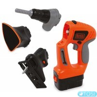 Набор инструментов Smoby Black & Decker 360102