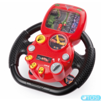 Интерактивный руль Smoby 370106