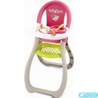 Игрушечный стульчик для кормления Baby Nurse Smoby