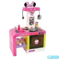 Кухня игровая детская Cheftronic Minnie Smoby
