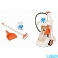 Тележка для уборки Smoby Чистый дом