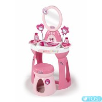 "Салон красоты Smoby ""Hello Kitty"" для девочки, 5 аксес."